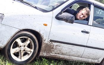 9 способов улучшить сцепление шины с дорогой (если вы завязли)