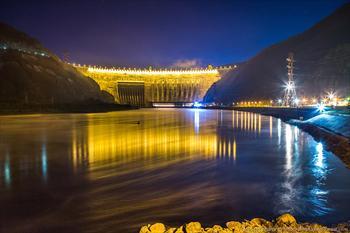 Самая большая ГЭС в России: фотопрогулка