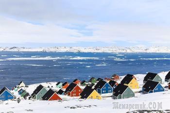 В Гренландии депутат призвал сограждан рассмотреть идею продажи острова