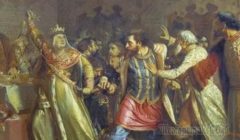 Как появились сразу 5 картин по одному сюжету: Исторический скандал на свадьбе