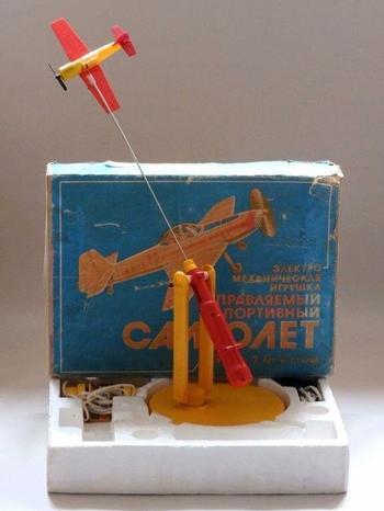 Весьма редкая игрушка из СССР