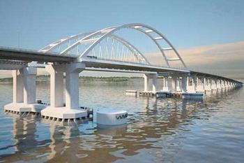 Керченский мост. Заколдованное место?
