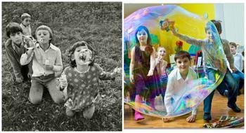 Детские мечты о будущей профессии
