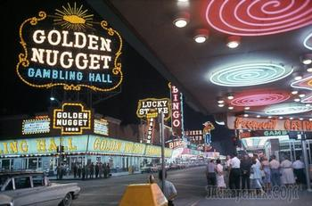 Город грехов – фотографии Лас-Вегаса 1906-1971 годов