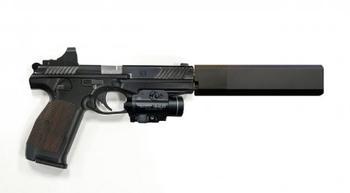 National Interest назвало новый пистолет Лебедева «квантовым скачком» в мире оружия
