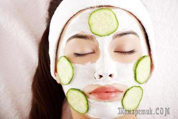 8 причин использовать огуречную маску для лица