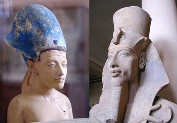 Как супруг Нефертити боролся с богами, традиционной ролью фараона и каноном в искусстве