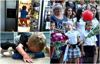 19 позитивных фотографий, которые напоминают, что дети - те ещё проказники