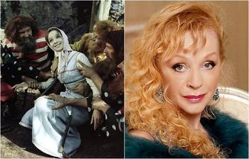 Актёры сказки «Огонь, вода и… медные трубы» годы спустя