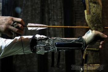 Россиянам разрешат идти на охоту с луком и стрелами