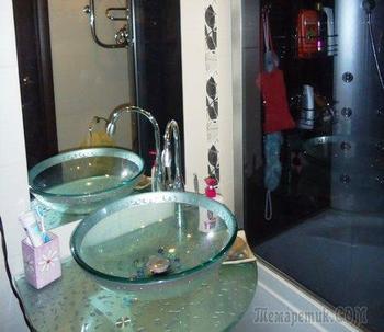 """Ванная: как из самого запущенного места в квартире сделали """"конфетку"""""""