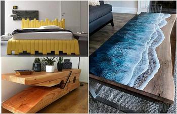 Предметы мебели, которые оживят даже тусклый и скучный интерьер