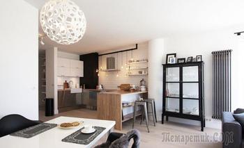Польская квартира 140 м² для семьи с двумя детьми
