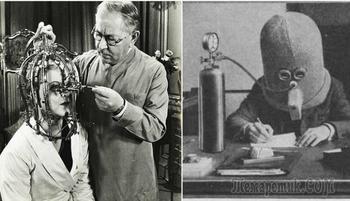 Изобретения начала ХХ века, о предназначении которых не так просто догадаться