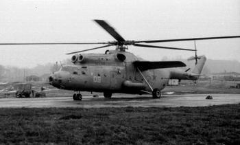 Штаб фронта уходит в небо: воздушные командные пункты