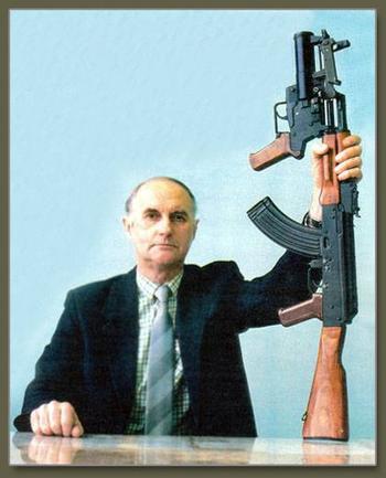 Подствольный гранатомёт ОКГ-40 «Искра»: первый советский
