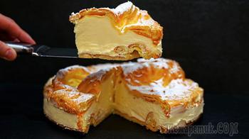 Нереально вкусный торт Карпатка