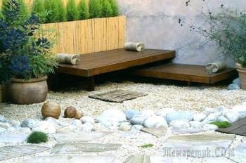 Как устроить на даче настоящее патио, которое станет уютным местом для отдыха