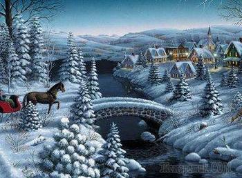 Под музыку зимы (Стих)