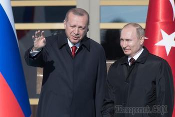 Турция захотела делать С-500