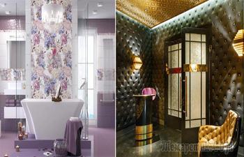 10 видов керамической плитки, которая сделает любой интерьер запоминающимся