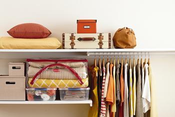 Хранение постельных принадлежностей: места, способы, лайфхаки