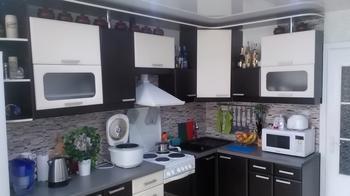 Кухня: малобюджетная и с мужским взглядом на функциональность