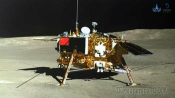Лунные ночи оказались холоднее, чем считалось, обнаруживает китайский ровер