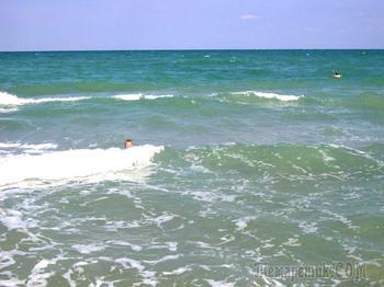 Болгарское побережье Черного моря 26. Курорт Камчия