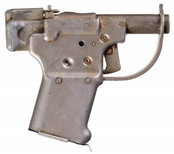 Пистолет FP-45 Liberator, бесполезное партизанское оружие
