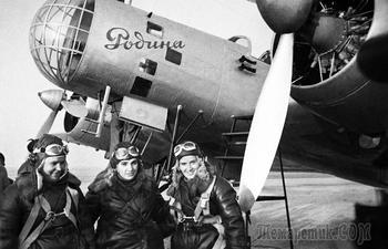 Почему 3 советские женщины-лётчицы не смогли поставить дерзкий рекорд