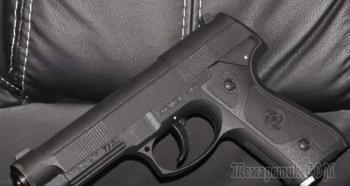Пневматический пистолет Атаман-М1 — новая модель тульских мастеров