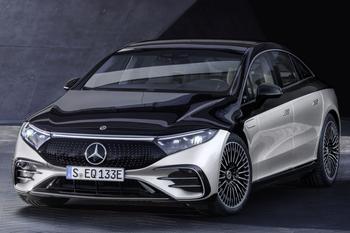 Mercedes-Benz EQS 2021: модель представительского сегмента с новейшими дизайнерскими и комфортообразующими решениями