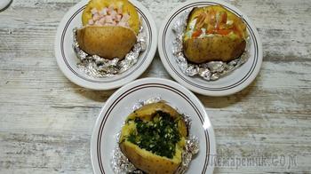 Крошка картошка простой и вкусный рецепт