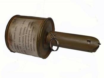 Эволюция ручных противотанковых гранат РПГ