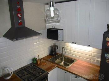 Моя кухня: в скандинавском стиле