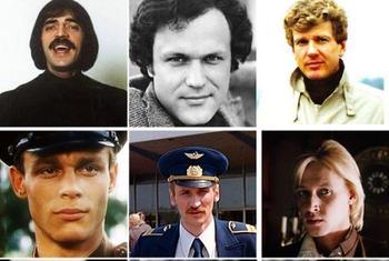 Секс-символы советского кино 70-х и 80-х годов