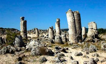 Каменный лес Варны: Cлед внеземного пребывания на Земле или чудо природы