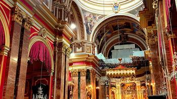 Мальта. 09. Мдина. Кафедральный собор Святого Павла