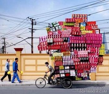 Китайские народные перевозки