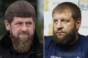 «Уверен в победе над Емельяненко»: Кадыров показал тренировки