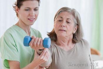 Как восстановиться после инсульта