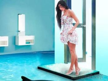 Новая бизнес-идея: Изготовление наливных 3-D полов