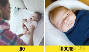 Малоизвестные способы успокоить плачущего малыша, которые действительно работают