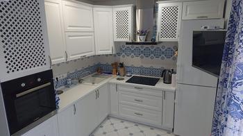 «Перед ремонтном мы точно не понимали, чего хотим»: опыт обустройства кухни