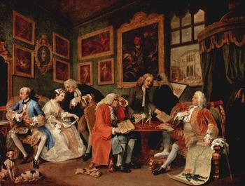 Как один художник своими картинами пытался изменить человечество: Уильям Хогарт