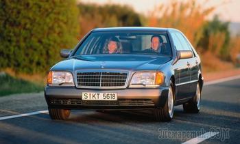 Пять вещей, за которые любят и ненавидят Mercedes-Benz S-Class W140