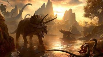 Великие тайны динозавров