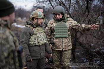 Кремль заявил об опасности гражданской войны в Донбассе