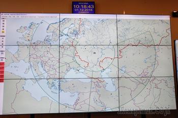Радар в Мордовии взял под контроль Евразию